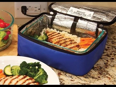 Personal Portable Oven New Gadget Hot Logic Mini Youtube