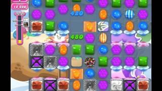 Candy Crush Saga Level 1633 (No booster)