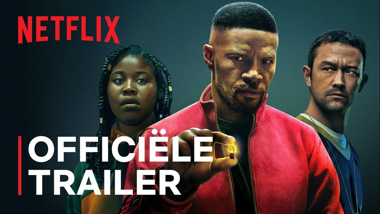 Project Power' met Jamie Foxx   Officiële trailer   Netflix