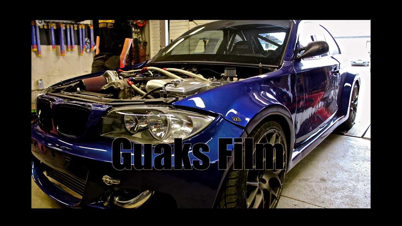 Custom Build Bmw 1 Serie Coupe 2012 Model Youtube