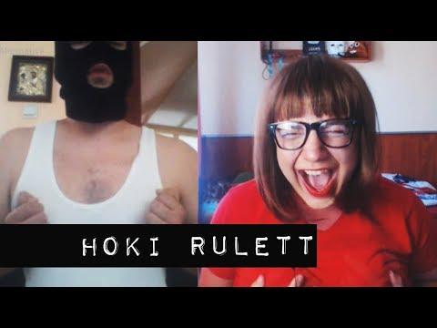 HOKI RULETT 🔞 - Maszkos csávó