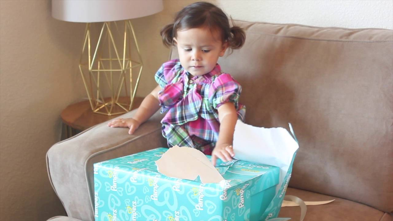New Pampers Easy Ups Toddler Training Underwear Unboxing