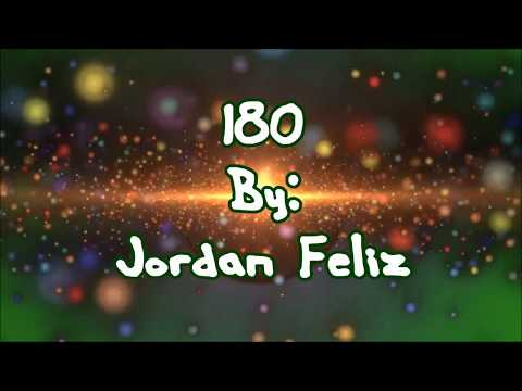 Jordan Feliz 180 (Lyric Video)