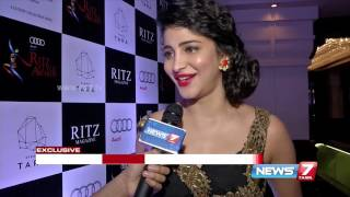 Kate Moss is my fashion icon : Shruti Haasan