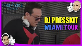 PRESSKIT @ Miami Tour 2015