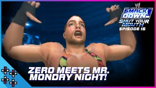 ZERO meets RVD - WWE SmackDown! Shut Your Mouth #16
