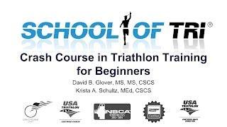 Webinar - Crash Course in Triathlon Training for Beginners