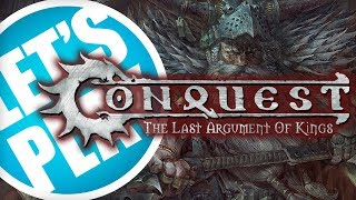 Let's Play: Conquest - Dweghom vs Spire