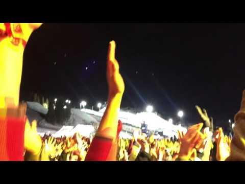 twenty one pilots - Polarize (Live at X Games Aspen 1/29/16)