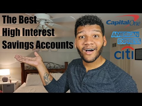 Best High Interest Savings Accounts (2020)