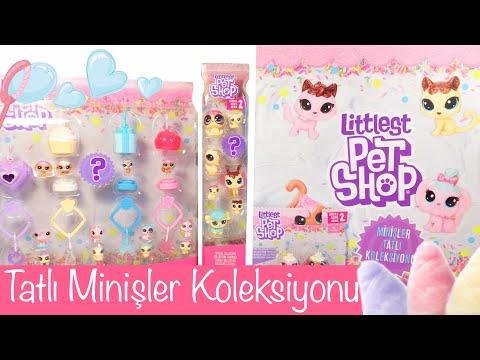 Tatlı Minişler Koleksiyonu🌸  Hasbro'nun Yolladığı Minişler || Minişler Cupcake Tv thumbnail