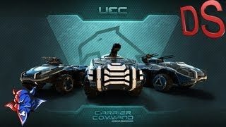 Carrier Command: Gaea Mission (Carrier Mod - Strategy Mod) Gameplay (PC) (HD)