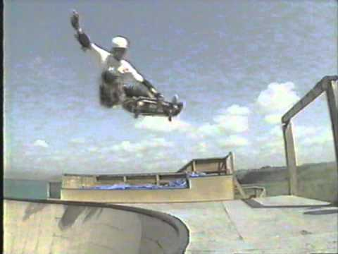 1990 - Sk8 TV - Tony Hawk
