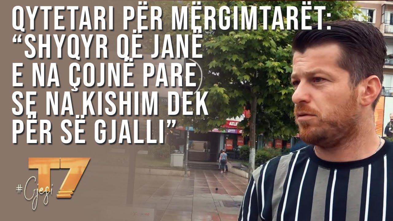 """#gjesi: Qytetari për mërgimtarët: """"Shyqyr që janë e na çojnë pare se na kishim dek për së gjalli"""""""