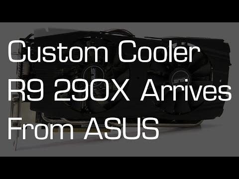 ASUS Radeon R9 290X DirectCU II Graphics Card Review - PC