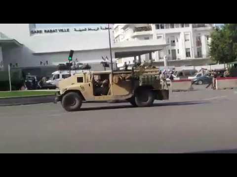 Les troupes de Jackie Chan envahissent Rabat, après Casablanca