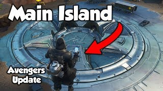 *AFTER PATCH* How To Get To The MAIN ISLAND In Creative With The Phone (Fortnite)