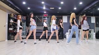 Video SONAMOO (소나무) - 금요일밤 Dance Practice (Mirrored) download MP3, 3GP, MP4, WEBM, AVI, FLV Agustus 2017