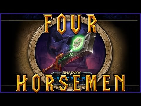 Raserisk's Classic Naxxramas Boss Guide - Four Horsemen
