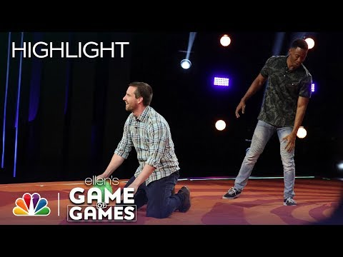 Dizzy Dash: Rihanna And Traffic Light Questions While Spinning - Ellen's Game Of Games 2020