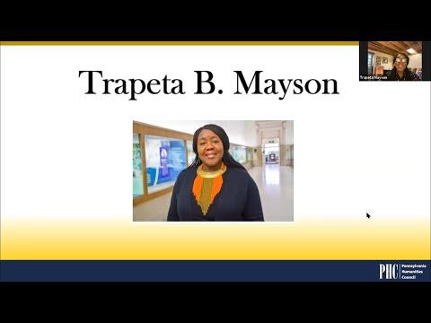 Trapeta B. Mayson @