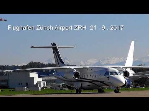 Flughafen Zürich Airport ZRH  2017 09 21