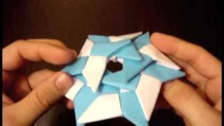 How To Make The Super Ninja Star (6 Pointed Shuriken