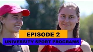 RUNNING IN DRESSES: Episode 2 - Amy Morris, 'University Sport Programs: The NCAA & Australia'.