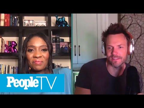 Joel McHale On Working With Seth MacFarlane, Mila Kunis In 'Ted' | PeopleTV | Entertainment Weekly
