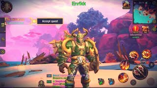 UN WORLD OF WARCRAFT PARA iOS Y ANDROID | Crusaders of Light | enriquemovie