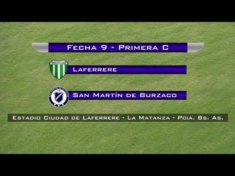 Fecha 9: Laferrere vs San Martín de Burzaco - EN VIVO