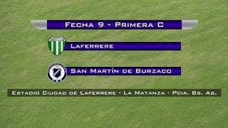 Laferrere vs San Martín Burzaco full match