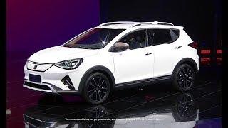 JAC Volkswagen SOL E20X - Beijing Motor Show 2018