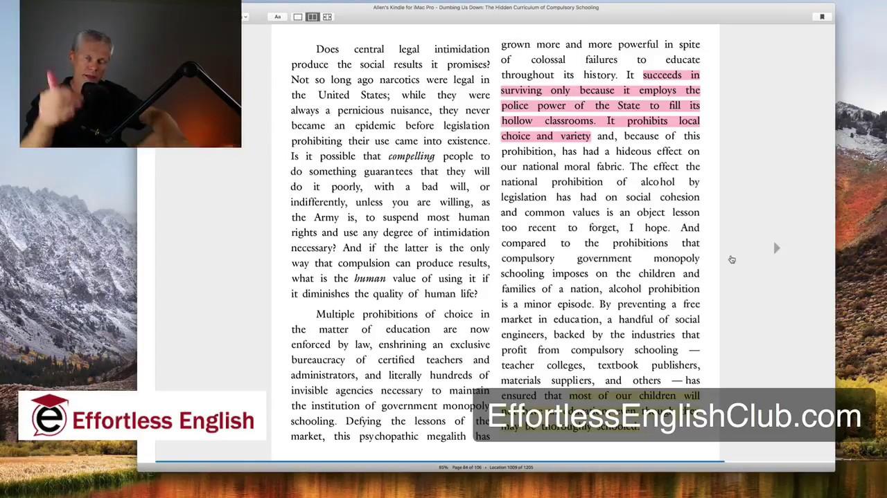Effortless English Book