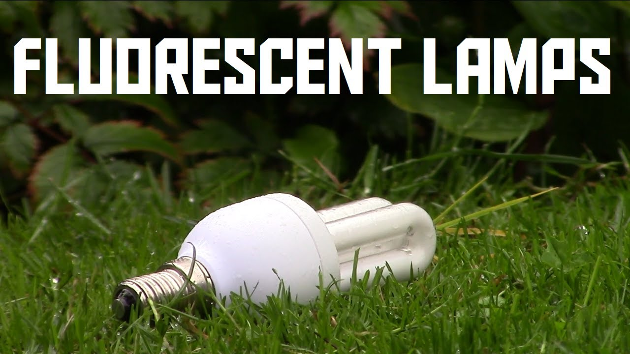 How Do Fluorescent Lamps Work   Akio Tv