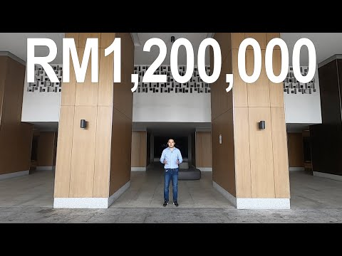 This Is What RM1,200,000 Gets You In Penang Island   Mike Lim Vlog #001