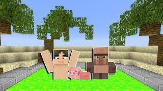 Minecraft Perfeito #8: CONSTRUINDO A PISCINA DE XP!!!