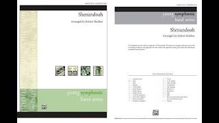 Shenandoah, arr. Robert Sheldon – Score & Sound