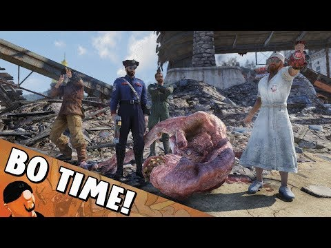 Fallout 76 Beta - We Finally Got Some Time In!