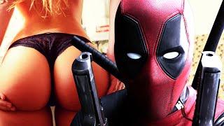 ПОДБОРКА ПРИКОЛОВ ДЕДПУЛ / Ultimate Fails Compilation Deadpool #4