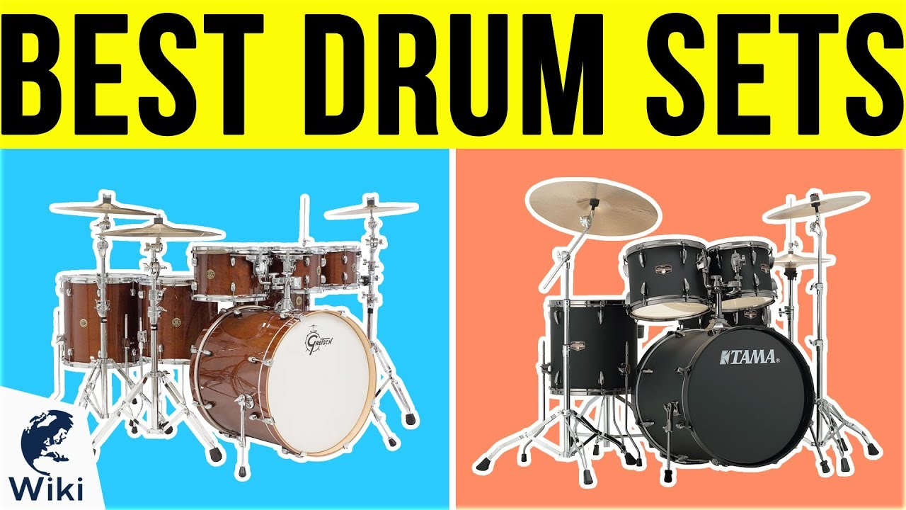 Top 10 Drum Sets Of 2019 Video Review