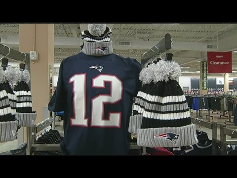 Fans are gearing up for Patriots vs. Colts