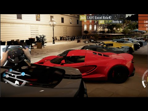 FH2 GoPro 1000hp+ Online Cruise/Race/King Live Comm w/Crew