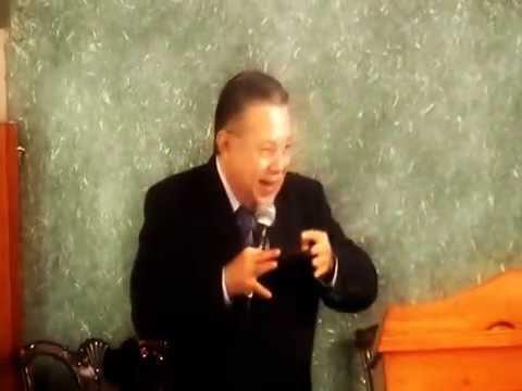 Roberto Banos.Sermon Roberto Banos 13 Dic 14