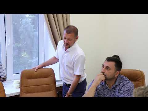 Moy gorod: Мой город Н: Любаров просит депутатов согласовать им перераспределение 400 тыс. грн