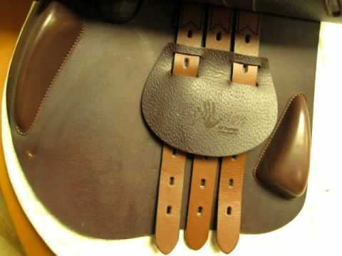 Used Saddle For Sale- Equipe Expression 17