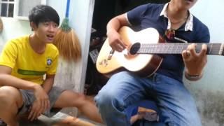 ngỡ-guitar xóm trọ
