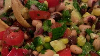 Texas Caviar - Tailgating Food