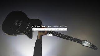 """Danelectro 56 BARITONE • 29.75"""" (awesome cut & tone, but noisy)"""
