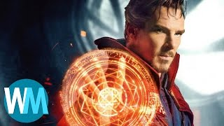 Top 10 Incredible Doctor Strange Facts